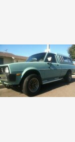 1983 Mitsubishi Mighty Max 4x4 Regular Cab SP for sale 100990651