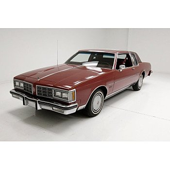 1983 Oldsmobile 88 Royale Brougham Coupe for sale 101061683