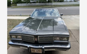 1983 Oldsmobile 88 Royale Brougham Coupe for sale 101603762