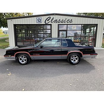 1983 Oldsmobile Cutlass Supreme Hurst/Olds Coupe for sale 101210235