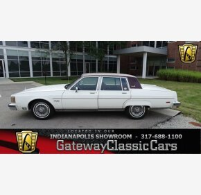 1983 Oldsmobile Ninety-Eight Regency Brougham Sedan for sale 101011526