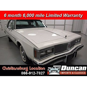 1983 Oldsmobile Ninety-Eight Regency for sale 101013755