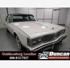 1983 Oldsmobile Ninety-Eight for sale 101013755
