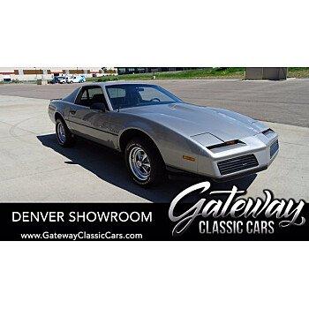 1983 Pontiac Firebird Trans Am Coupe for sale 101367488