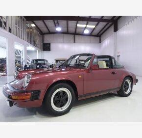 1983 Porsche 911 SC Targa for sale 101094862