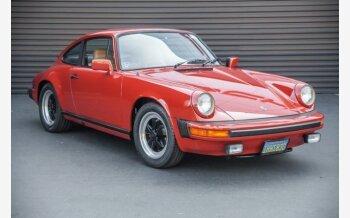 1983 Porsche 911 SC Coupe for sale 101142154
