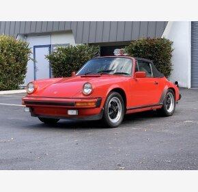 1983 Porsche 911 SC Cabriolet for sale 101252184