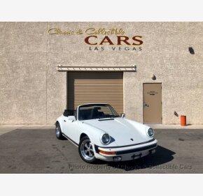 1983 Porsche 911 SC Cabriolet for sale 101292262