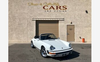 1983 Porsche 911 SC Cabriolet for sale 101292262