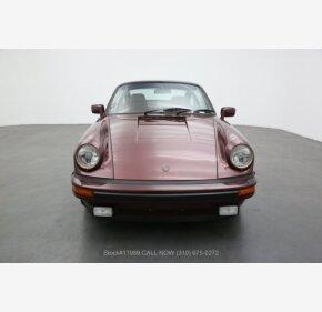 1983 Porsche 911 SC Coupe for sale 101327522