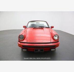 1983 Porsche 911 SC Cabriolet for sale 101328746