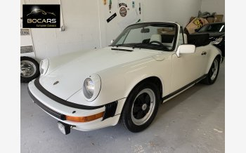 1983 Porsche 911 SC Cabriolet for sale 101398041