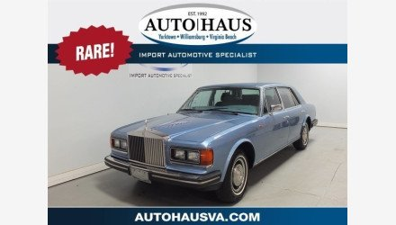 1983 Rolls-Royce Silver Spur for sale 101077785
