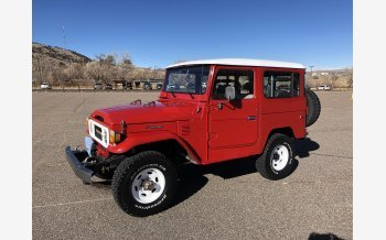 1983 Toyota Land Cruiser for sale 101445114