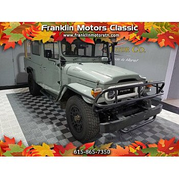 1983 Toyota Land Cruiser for sale 101215118