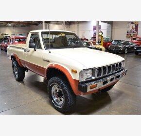 1983 Toyota Pickup 4x4 Regular Cab SR5 for sale 101276906
