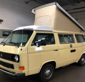 1983 Volkswagen Vanagon Camper for sale 101052490