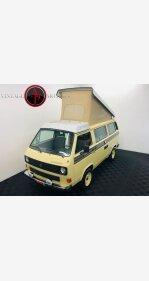1983 Volkswagen Vanagon Camper for sale 101333265
