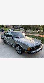 1984 BMW 633CSi Coupe for sale 101217821