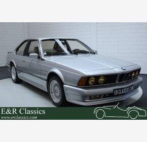 1984 BMW 635CSi for sale 101478207