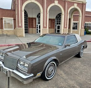 1984 Buick Riviera Coupe for sale 101095236