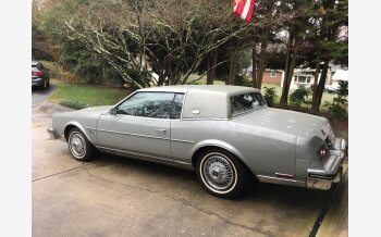 1984 Buick Riviera Coupe for sale 101110099