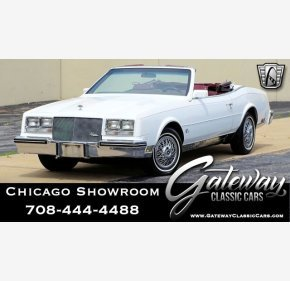 1984 Buick Riviera Convertible for sale 101161513