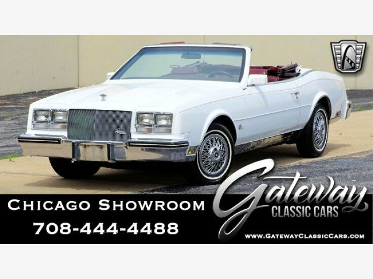 1984 Buick Riviera Convertible for sale near O Fallon