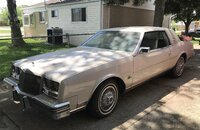 1984 Buick Riviera Coupe for sale 101251644
