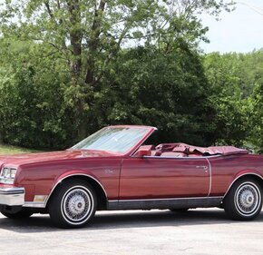 1984 Buick Riviera Convertible for sale 101357574