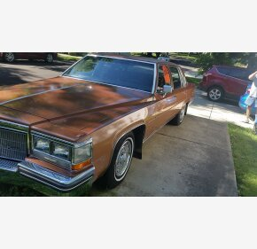 1984 Cadillac De Ville Sedan for sale 101058463