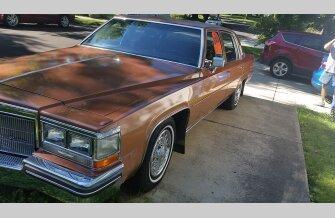 Cadillac De Ville Classics For Sale Classics On Autotrader