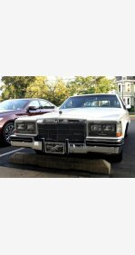 1984 Cadillac De Ville for sale 101185641