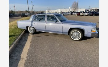 1984 Cadillac De Ville Sedan for sale 101486726