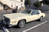 1984 Cadillac Eldorado Coupe for sale 101089280