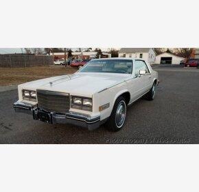 1984 Cadillac Eldorado Coupe for sale 101096944