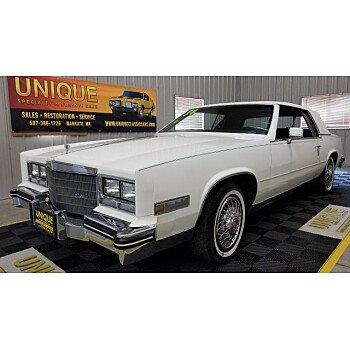 1984 Cadillac Eldorado Coupe for sale 101149560