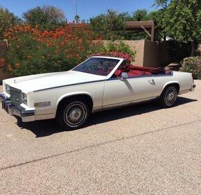 1984 Cadillac Eldorado Biarritz Convertible for sale 101207606