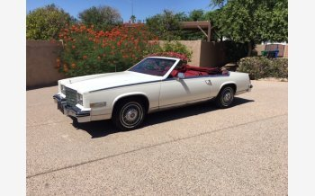 1984 Cadillac Eldorado Biarritz Convertible for sale 101207606