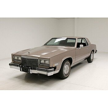 1984 Cadillac Eldorado Coupe for sale 101247696