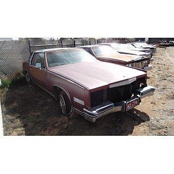 1984 Cadillac Eldorado for sale 101320363