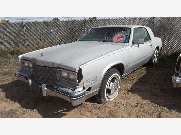 1984 Cadillac Eldorado for sale 101320368