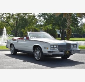 1984 Cadillac Eldorado Biarritz for sale 101358088
