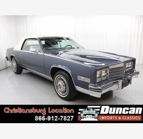 1984 Cadillac Eldorado Biarritz Convertible for sale 101362838