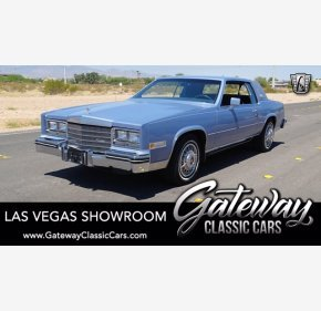1984 Cadillac Eldorado for sale 101367489