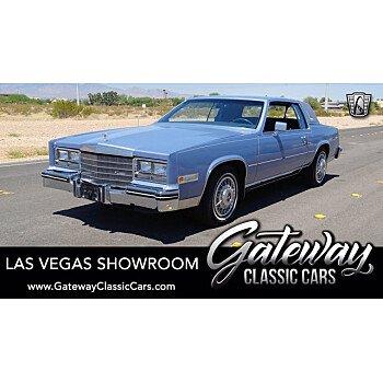1984 Cadillac Eldorado for sale 101367489