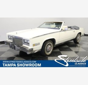 1984 Cadillac Eldorado Biarritz Convertible for sale 101375733