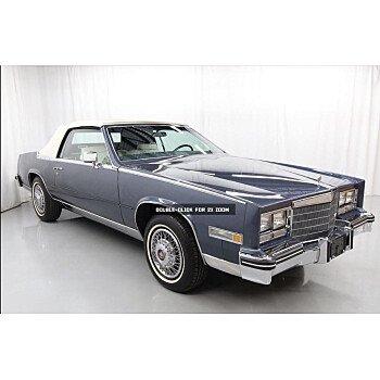 1984 Cadillac Eldorado Biarritz Convertible for sale 101391420