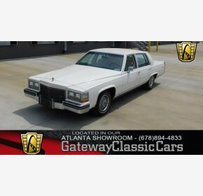 1984 Cadillac Fleetwood Brougham Sedan for sale 100963606