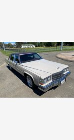 1984 Cadillac Fleetwood for sale 101367416